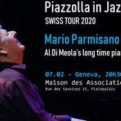 Un des meilleurs interprètes d'Astor Piazzolla au monde,  En concert à Genève.