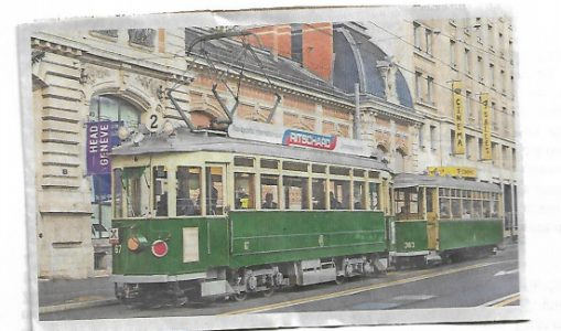 Genève autrefois