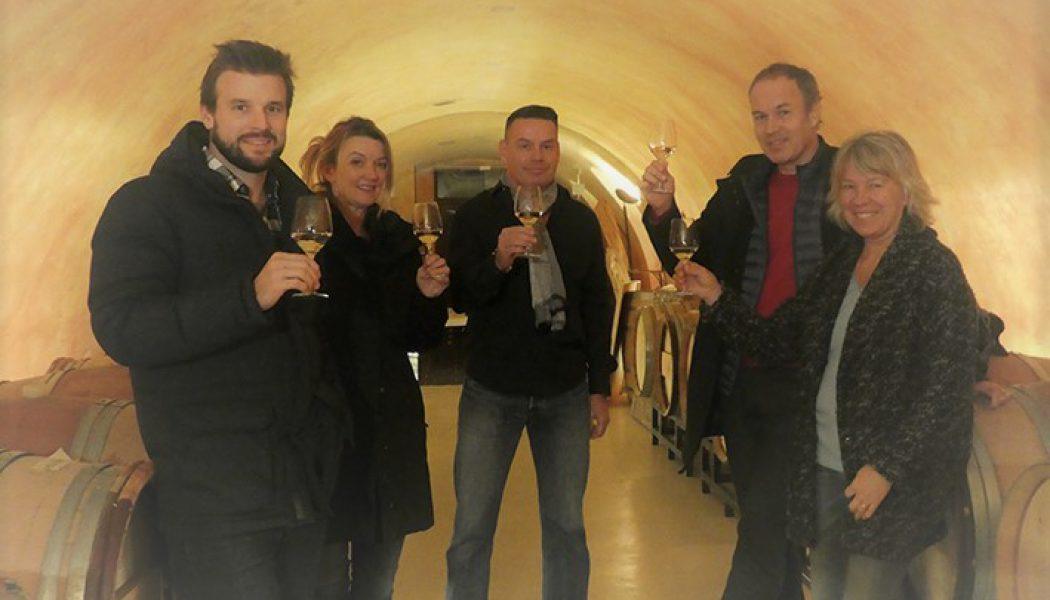 Histoires de vins, histoires d'amitiés, ….