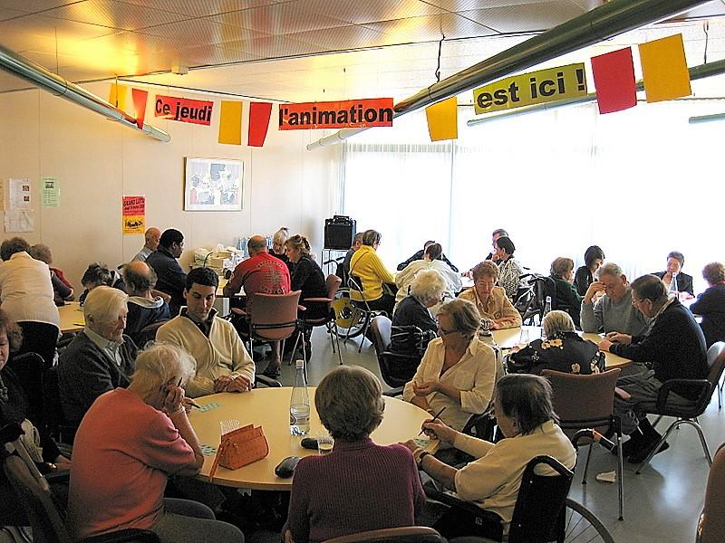 Un grand loto organisé dans une unité de soins grâce aux bénévoles et de généreux donateurs