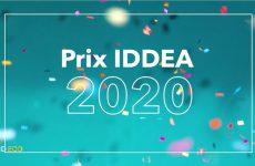 Les 15 projets finalistes du Prix IDDEA 2020 sont connus !
