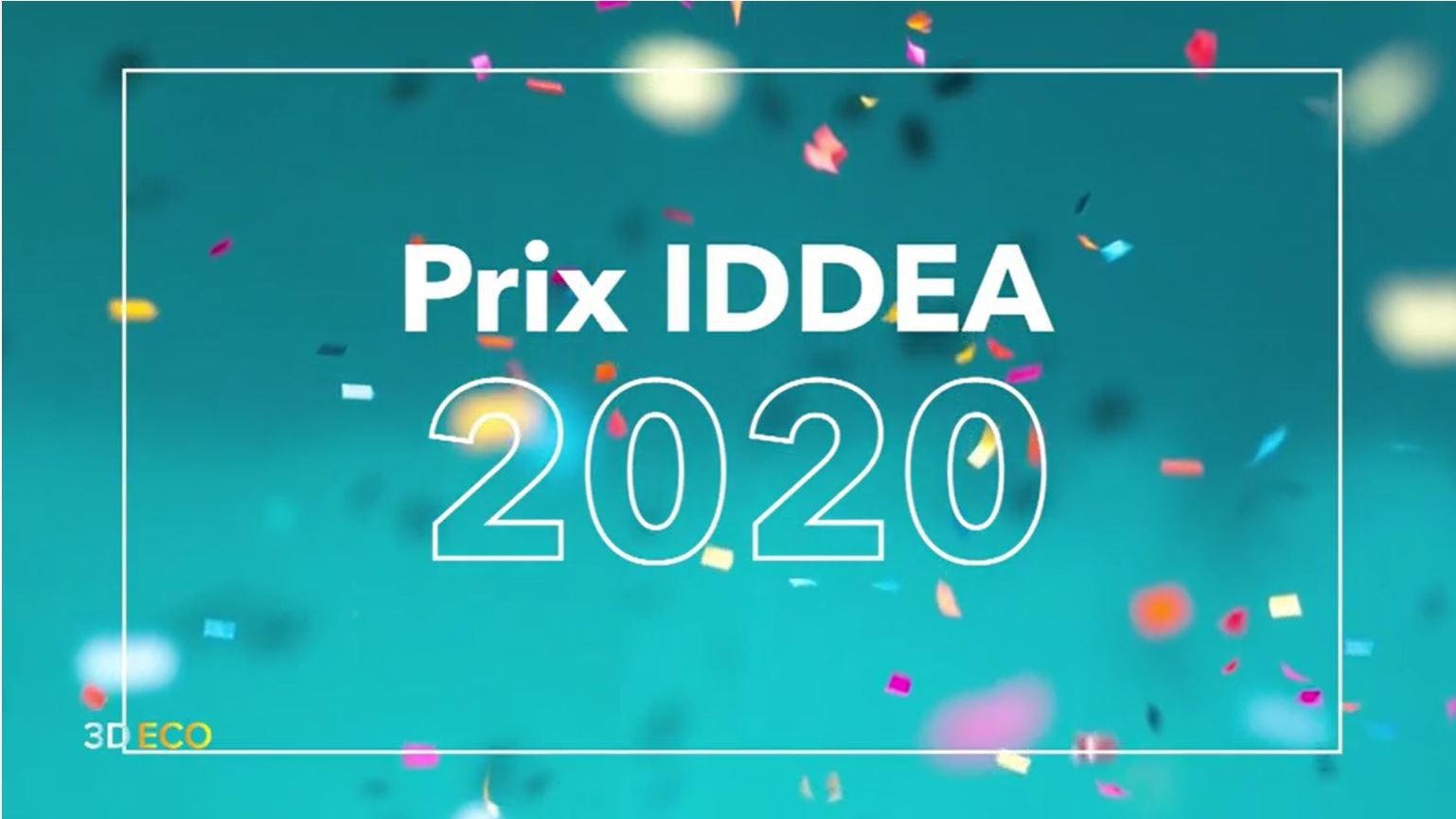 Prix IDDEA 2020
