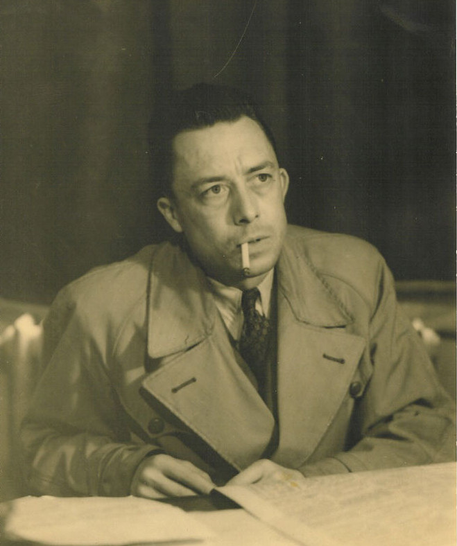 Albert Camus Photo: Wikimedia commons