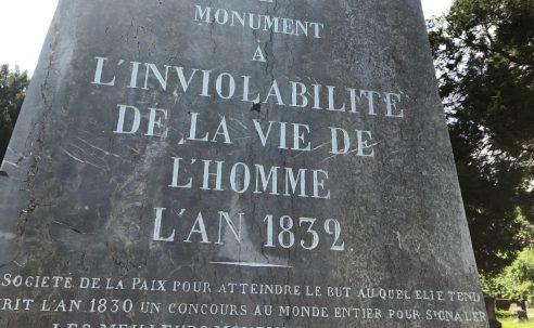 Le Cimetière des Rois, peste, peine de mort et droit à la vie