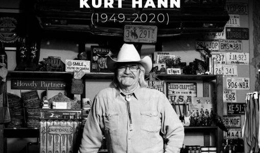 Cowboy Kurt nous a quitté….