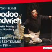 Voodoo Sandwich – Festival La Bâtie