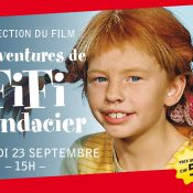 Fifi Brindacier – Projection de film