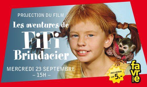 Fifi Brindacier – Projection de film