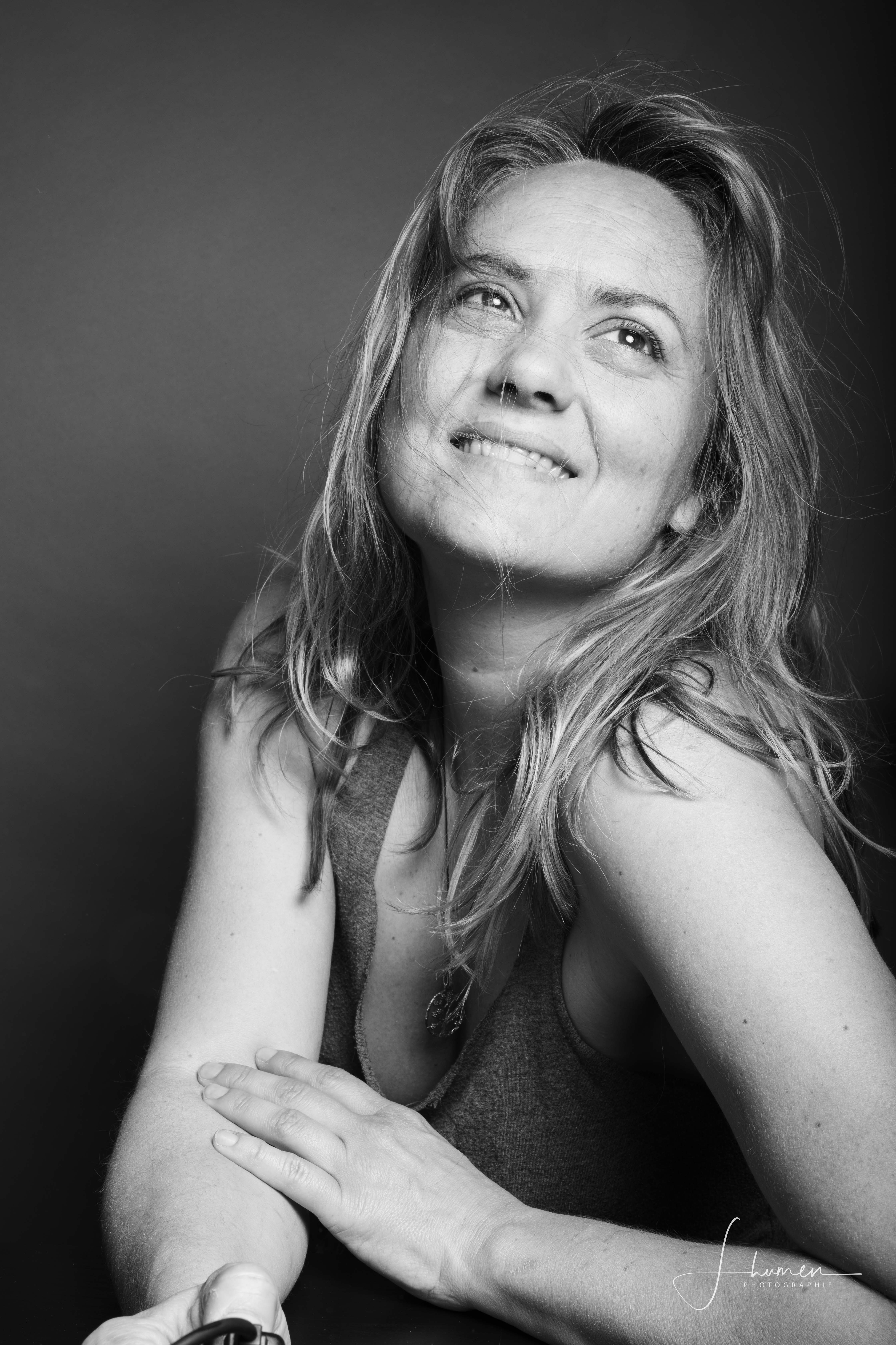 Portrait d'Audrey Leclerc