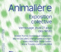 Animalière | exposition collective