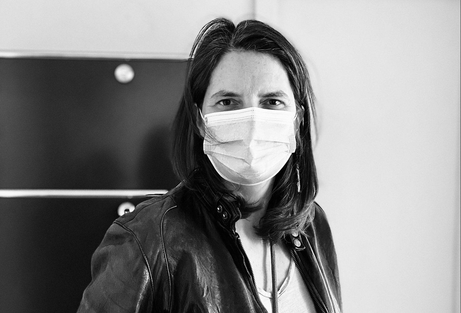 Karine Bauzin ©Arthur Bauzin