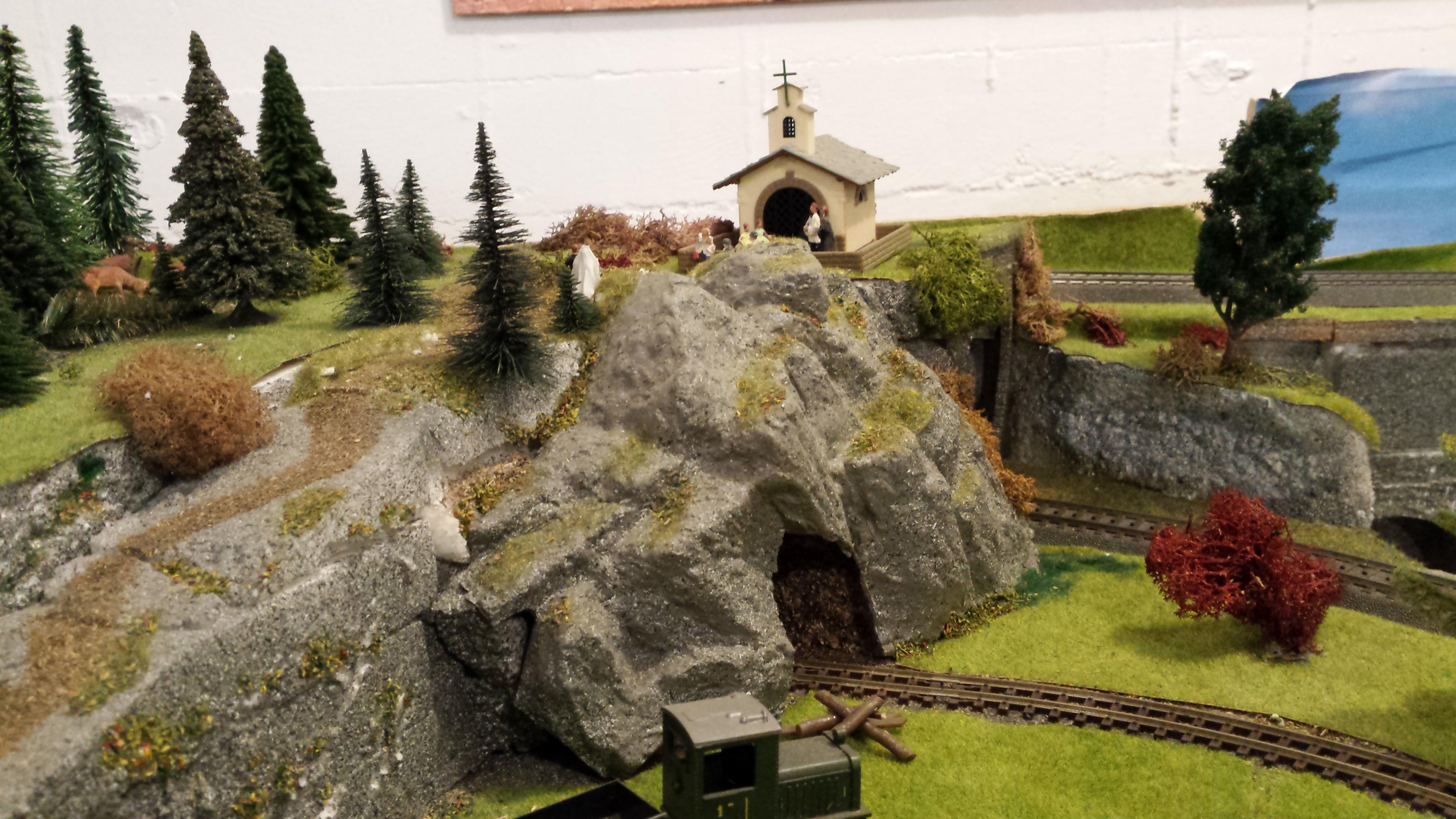 la chapelle des Paccots