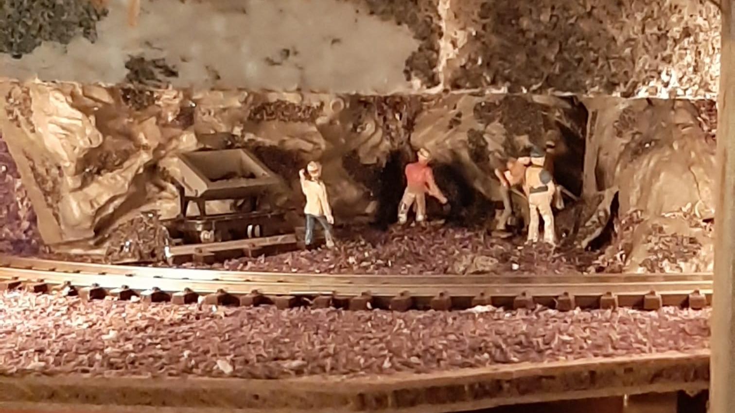 La mine sous-terraine de Vancouver
