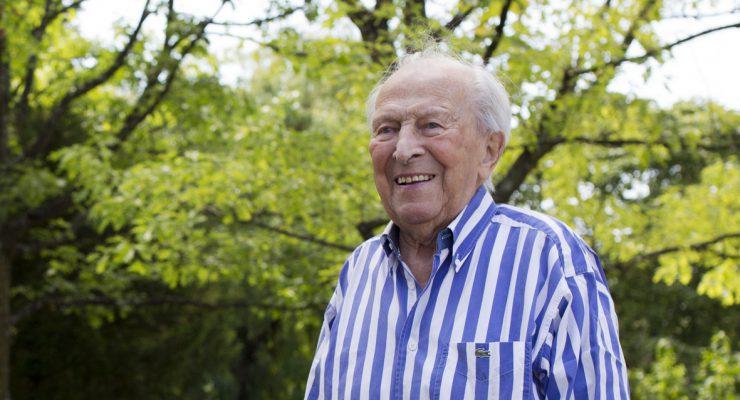 Henri Suter (1922-2020) : le père de la collecte de déchets à Genève nous a quitté