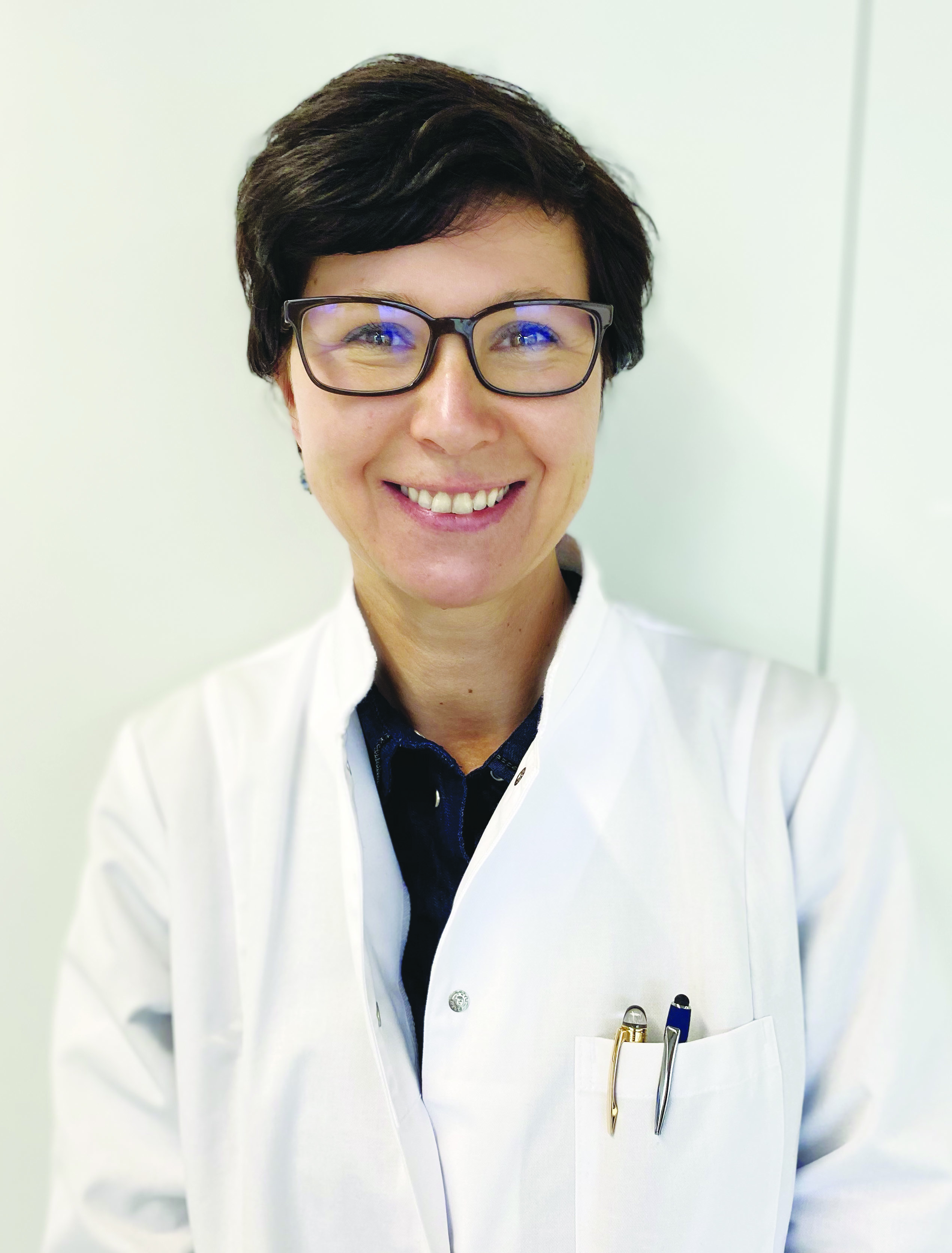 La doctoresse Katerina Espa Cervena. © DR