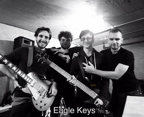 Eagle keys