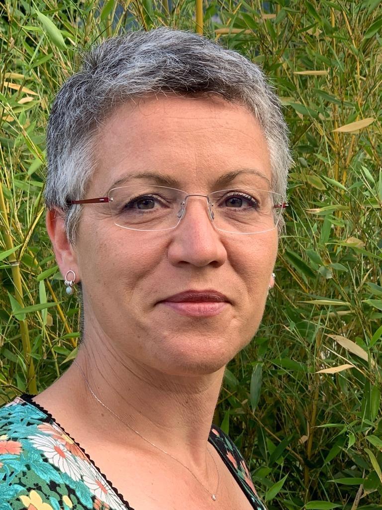 Muriel Golay directrice du centre Lavi.