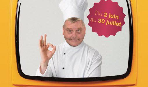Thierry Meury met les p'tits plats dans l'écran au P'tit Music'Hohl!