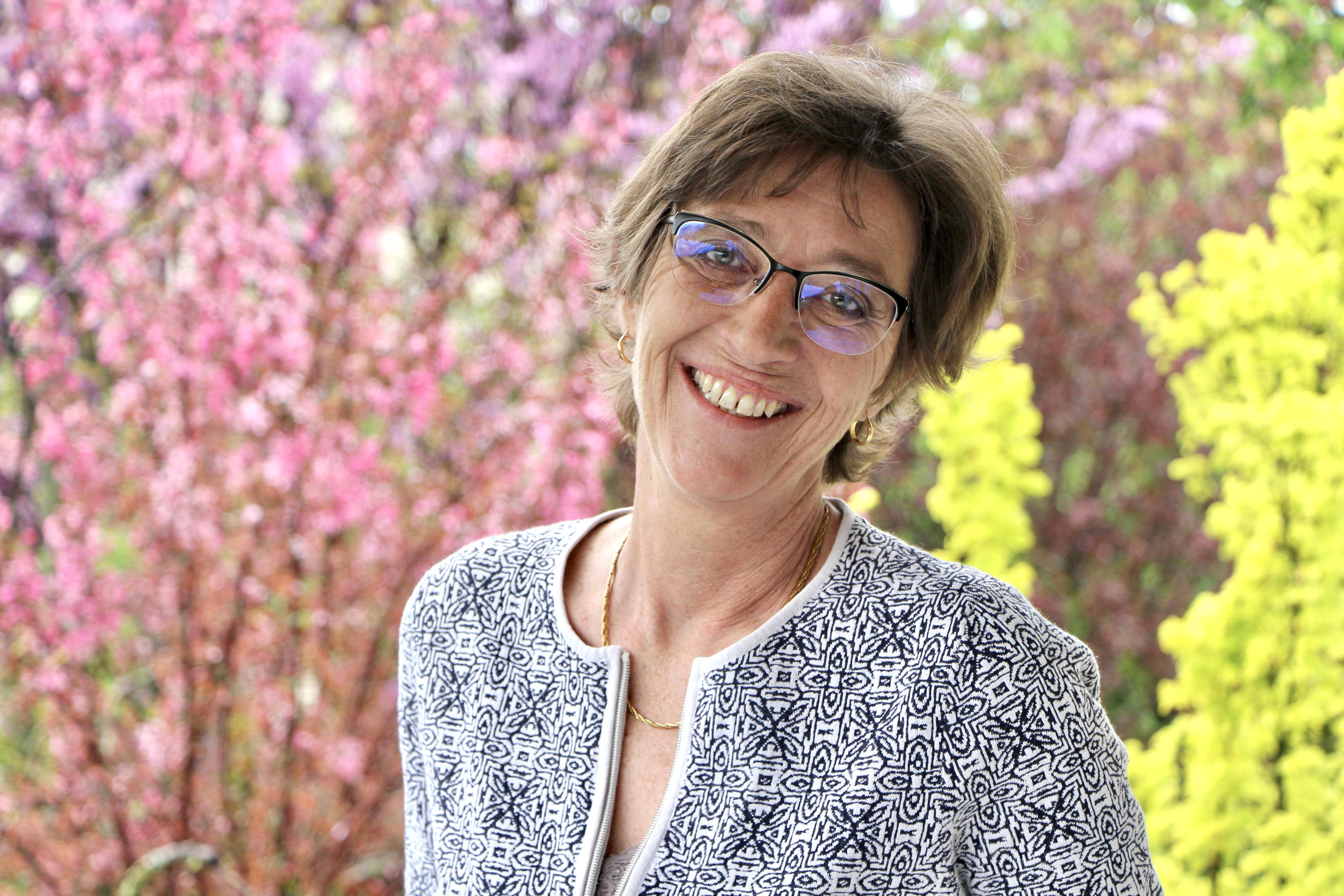 Portrait Anne Périer Kessi ©Eugénie Rousak
