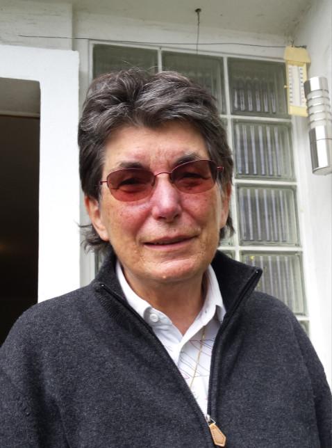 Doris Gorgé. © René Magnenat