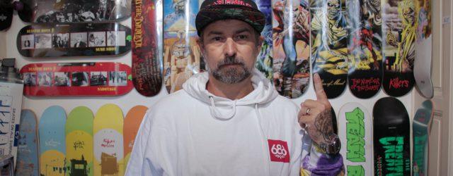 Rencontre avec Jim Zbinden, directeur du musée du skate