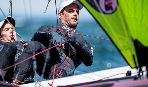 Action Margaux choisit le navigateur genevois Lucien Cujean comme parrain