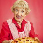 Illustration du profil de grandmere